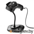 DS2208-SR BLACK (WITH STAND) USB KIT: DS2208-SR00007ZZWW SCANNER, CBA-U21-S07ZBR SHIELDED USB CABLE, 20-71043-04R STAND