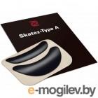 Тефлоновые накладки для мышей BENQ Zowie, Skatez-Type A, для моделей FK series / ZA11 /  ZA12, толщина 0,6 мм.