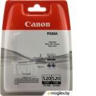 Картридж-чернильница (ПЗК) Canon PGI-520 Twin