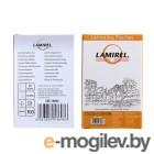 Пленка для ламинирования  Lamirel,  54x86мм, 125мкм, 100 шт.