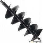 Шнек двухзаходный PATRIOT D 250B для грунта к бензобуру со сменными ножами, диаметр 250мм [742004457]