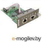 Медиаконвертер D-Link DMC-1002/B1A Модуль управления для шасси DMC-1000