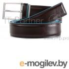 Ремень мужской Piquadro Blue Square CU4207B2/MO коричневый натур.кожа