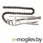 Зажим-ключ трубный цепной 250мм TOPTUL  DMAB1A18