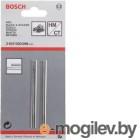 Нож для рубанка Bosch 2607000096 2 шт. 82 мм прямой