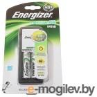 Energizer Charger Mini EU + NH15/AA 2000 mAh