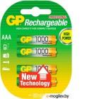 Аккумулятор GP 100AAAHC-2DECRC4, ААА 1000mAh (4 шт)
