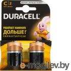 Батарея Duracell Basic LR14-2BL C (2шт)