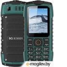 Мобильный телефон BQ Bobber BQ-2439 (зеленый)