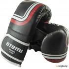 Перчатки для единоборств Atemi LTB-16201 (S, черный)