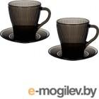 Набор для чая/кофе Luminarc Louison Eclipse P1888