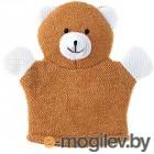 Мочалка Roxy-Kids Baby Bear / RBS-002