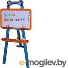 Мольберт детский Play Smart Доска знаний универсальная / 0703