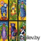 Набор для вышивания БЕЛОСНЕЖКА Коллекция кошек / 922-14