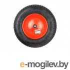 Колесо надувн. 4.00-8 (подшипн. ф35x12 мм, для оси 12x100мм) (ECO)