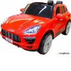 Детский автомобиль Sundays Porsche Macan BJS618 (красный)