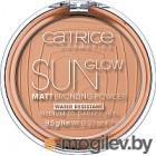 Бронзер Catrice Sun Glow Matt Bronzing Powder с эффектом загара матирующая 035 (9.5г)