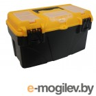 Ящик для инструмента ТИТАН 43х23,5х25см (18) (с секциями) М2936