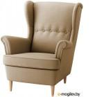 Кресло мягкое Ikea Страндмон 704.198.86
