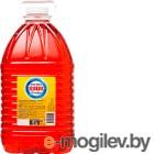 Мыло жидкое Хозяюшка Сочный грейпфрут (5л)