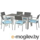 Комплект садовой мебели Ikea Шэлланд 092.916.41