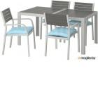 Комплект садовой мебели Ikea Шэлланд 892.915.43