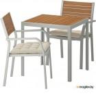 Комплект садовой мебели Ikea Шэлланд 392.925.64