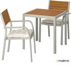 Комплект садовой мебели Ikea Шэлланд 992.869.18