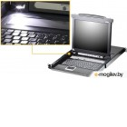 Переключатель KVM ATEN CL5716N-ATA-RG SINGLE RAIL 16P PS/2-USB LCDKVMP 19INCH (CL5716NR).