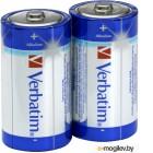 Набор батареек (Cx2шт.) - Verbatim [LR14]; Alkaline; (49922)