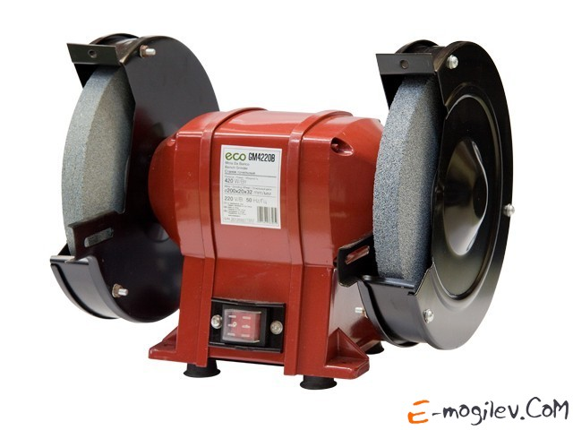Станок точильный ECO GM4220B, 420 Вт, 200мм GM4220B