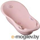 Ванночка детская Tega Лесная сказка / FF-005-107 (светло-розовый)