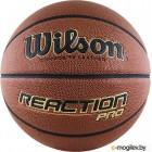 Баскетбольный мяч Wilson Reaction PRO / WTB10137XB07 (размер 7)