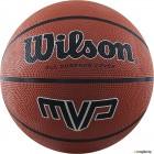 Баскетбольный мяч Wilson MVP / WTB1419XB07 (размер 7, коричневый)