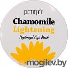 Патчи под глаза Petitfee Chamomile Lightening Hydrogel Eye Mask (60шт)