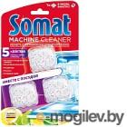 Средство для чистки посудомоечных машин Somat Machine Cleaner (3x20г)