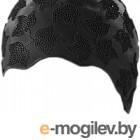 Шапочка для плавания Fashy Moulded Cap / 3100-00-20 (черный)