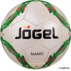 Футбольный мяч Jogel JS-210 Nano (размер 4)