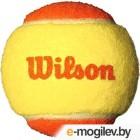 Теннисные мячи Wilson Starter Orange / WRT137300 (3шт)