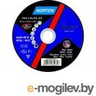 Отрезной круг 180х1,6х22,2мм д/мет NOR-Vulcan (NORTON)