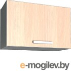 Шкаф под вытяжку Интерлиния Мила Лайт ВШГ50-360 (дуб молочный)