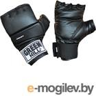 Перчатки для единоборств Green Hill CFBM-2077 (S, черный)