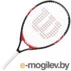 Теннисная ракетка Wilson Roger Federer 21 GR5 Junior 5-6 лет / WRT200600 (красно-бело-черный)