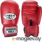 Боксерские перчатки Green Hill Tiger BGT-2010c / 12oz (красный)