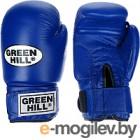Боксерские перчатки Green Hill Tiger BGT-2010c / 12oz (синий)