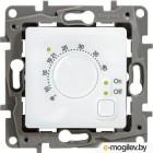 Терморегулятор для теплого пола Legrand Etika 672230 (белый)