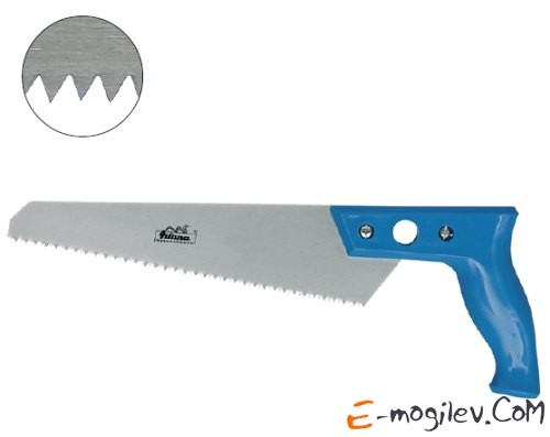 Ножовка  по дер. 250мм с пласт.ручк. Шаг 3,15мм Pilana
