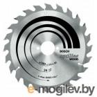 BOSCH Z48 Optiline 2608640727 т/с 235/30(25,4)мм (у.з.+15*/ДСП,дерево) (+перех.кольцо-25,4/30мм)