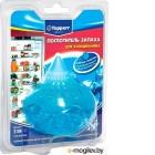 Поглотитель запаха для холодильника гелевый Topperr 3109, Голубой лёд