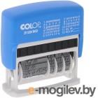 Датер Colop мини S120/WD автоматический мес.:буквенное выс.:3.8мм